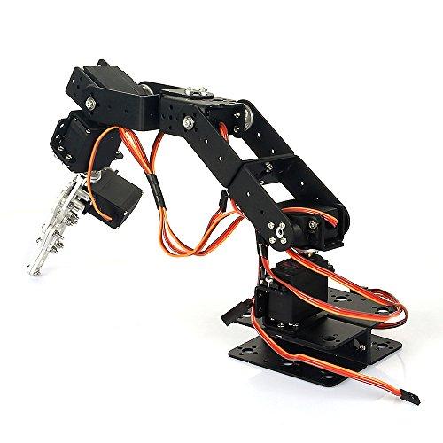 サインスマート 6軸 パレタイジングロボット ロボットアーム DIYキット ...