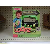 Loopz M3 Handheld Music Memory Game - Exclusive Green Edition [並行輸入品]