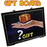 4Dギフトボードトリック 4D Gift Board Trick -- ステージマジック