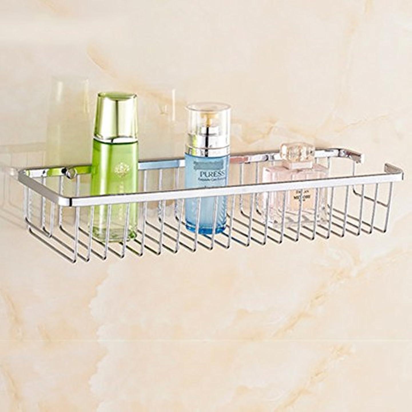 システム組み合わせ世辞ZZLX 304ステンレススチールバスルームラックバスルーム棚シングルレイヤーダブルレイヤー四角形バスケット(オプションのサイズ)(オプションのレイヤー) ロングハンドル風呂ブラシ (色 : A, サイズ さいず : 30cm)