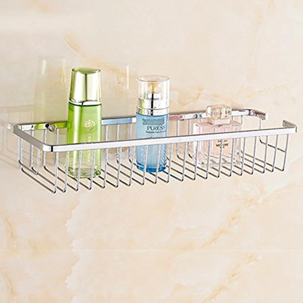 気分が良い忍耐指定するZZLX 304ステンレススチールバスルームラックバスルーム棚シングルレイヤーダブルレイヤー四角形バスケット(オプションのサイズ)(オプションのレイヤー) ロングハンドル風呂ブラシ (色 : A, サイズ さいず : 30cm)