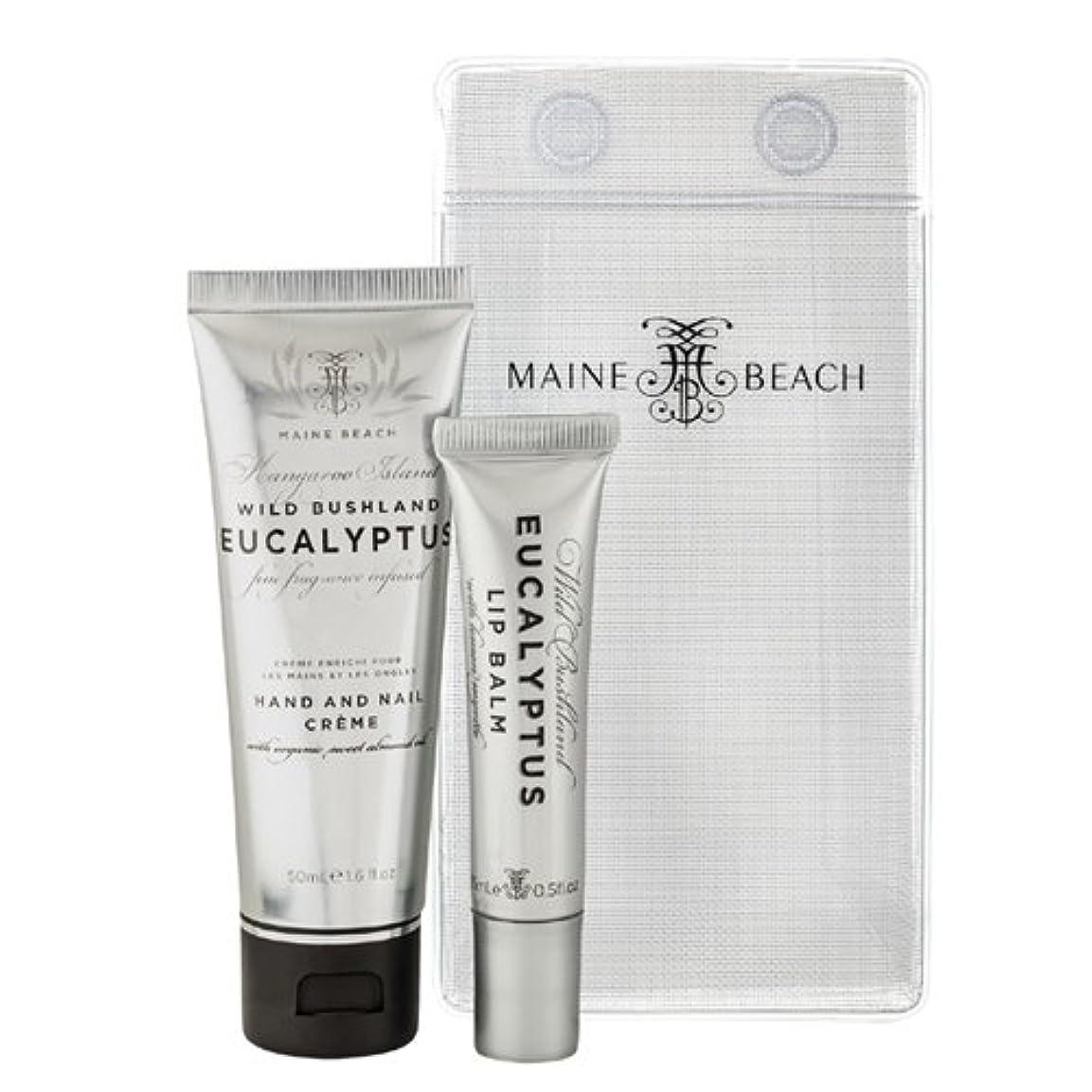 落胆した複製する極めてMAINE BEACH マインビーチ Eucalyptus Series Essentials DUO Pack