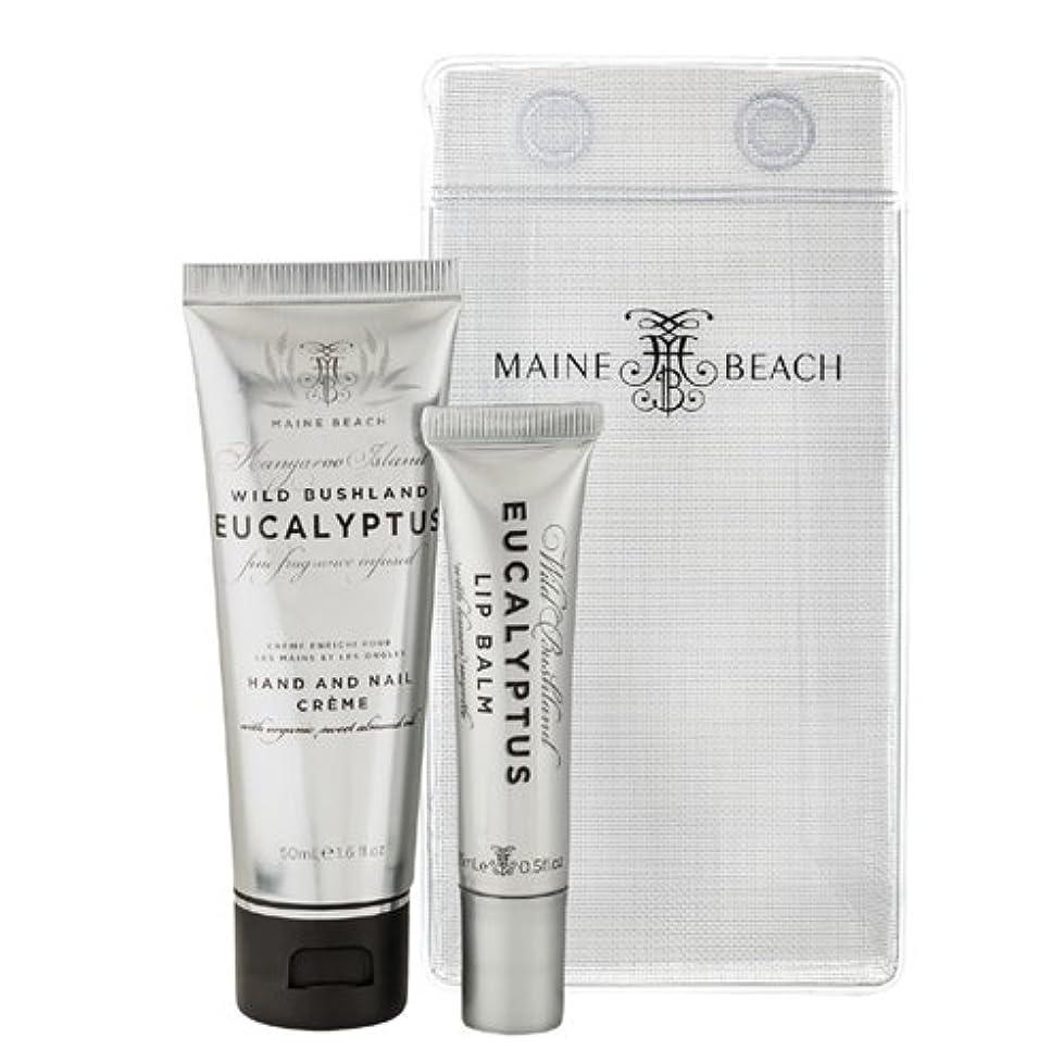 スカウト評価可能縞模様のMAINE BEACH マインビーチ Eucalyptus Series Essentials DUO Pack