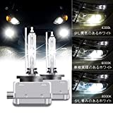 RCP HIDバルブ 車用ヘッドライト D3S/D3R汎用 純正交換 35W Xenon HID 6000K 発光色選択可能 明るさアップ 加工なし 2年保証 RCP-D3C