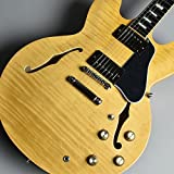 Gibson Memphis ES-335 Figured Dark Vintage Natural S/N:12657733 セミアコ ギブソン メンフィス