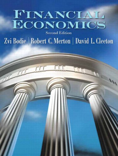 Download Financial Economics (2nd Edition) (Prentice Hall Series in Finance) 0131856154