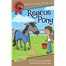Rescue Pony (Saddleback Stables Book 6)