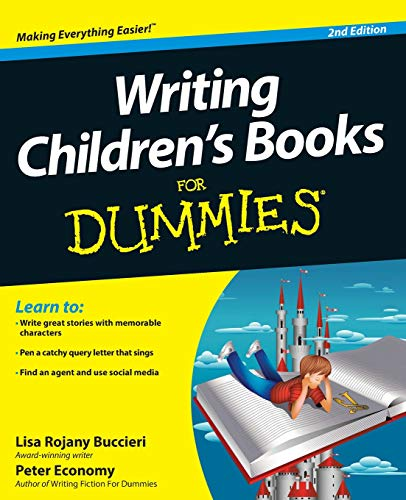 Download Writing Children's Books For Dummies 1118356462