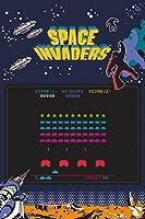 ポスター SPACE INVADERS Screen 610×915mm 2330