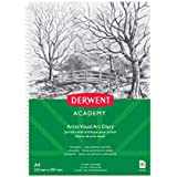 Derwent Academy A4 Drawing Pad (80 Pages)