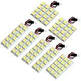 【断トツ285発!!】 C25 セレナライダー LED ルームランプ 7点セット [H17.5~H22.11] ニッサン 基板タイプ 圧倒的な発光数 3chip SMD LED 仕様 室内灯 カー用品 HJO