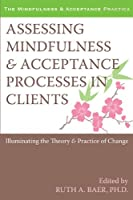 Assessing Mindfulness & Acceptance Processes in Clients: Illuminating the Theory & Practice of Change (Mindfulness & Acceptance Practica)
