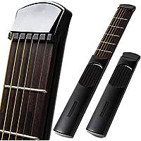 ポケットストリングス 6フレット ポケットギター コード練習に最適 コンパクト 日本語取説DVD付き