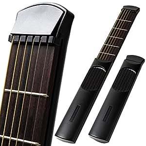 ポケットストリングス 6フレット ポケットギター コード練習に最適
