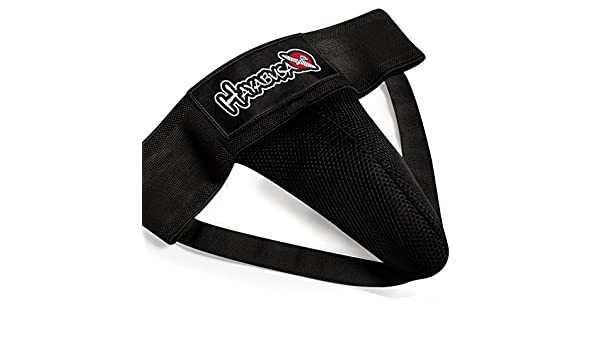 Boxing /& Contact Sports Meister Carbon Flex Groyne Protector Cup for MMA Adult, Black w// Carbon