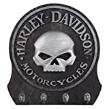 【HARLEY-DAVIDSON】ハーレーダビッドソン スカルキーラック HDL-15313