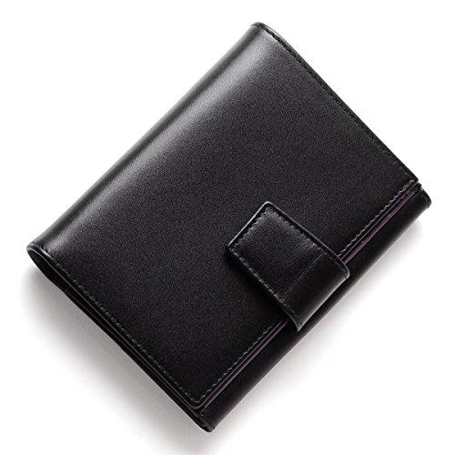 (エッティンガー) ETTINGER 二つ折り 財布 小銭入れ付き ロイヤルコレクション/パープルコレクション [並行輸入品]