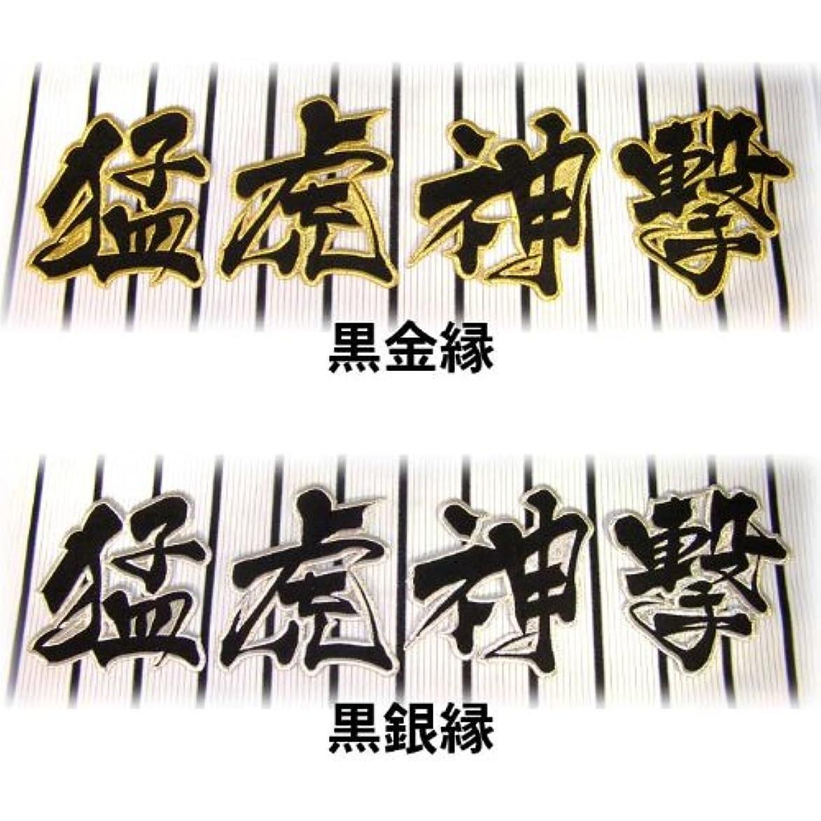 ドリルクスコプロジェクター【プロ野球 阪神タイガースグッズ】猛虎神撃ワッペン(小)moカラー:赤金縁