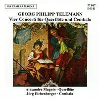 Telemann: Vier Concerti Fuer Q