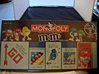 Monopoly M&M's Collector's Edition [並行輸入品]