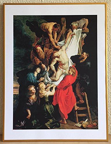 ルーベンス キリスト降架 (アントウェルペン大聖堂)1611...