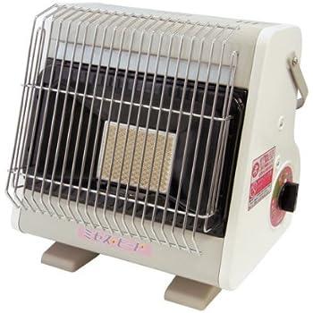 NITINEN(ニチネン) カセットボンベ式ガスヒーター ミセスヒート(屋内専用) KH-012