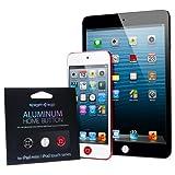 【国内正規品】 SPIGEN SGP アルミニウム ホームボタン [BSR] for iPad mini & iPod touch series 【SGP10079】