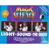 Magic Science Light, Sound, the Senses Kit By Educational Design [並行輸入品]