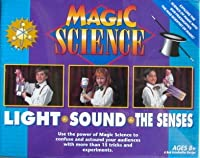 Magic Science Light, Sound, the Senses Kit by Educational Design