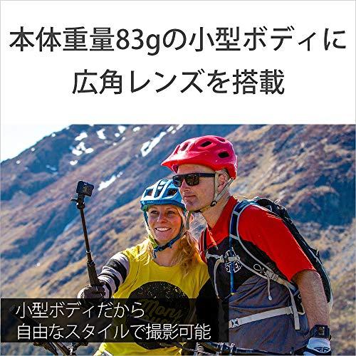 『ソニー SONY ウエアラブルカメラ アクションカム ベーシックモデル(HDR-AS50)』の4枚目の画像