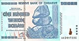 100兆 ジンバブエドル ハイパーインフレ紙幣 100000000000000ジンバブエドル
