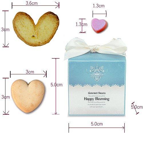 『グルメ・サムシングブルCC(チョコ&クッキー&パイ)』お菓子詰め合わせプチギフト(重要:10個以上でご注文下さい)
