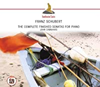 Complete Finished Sonatas for Piano (2007-04-26)