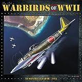 Warbirds of Wwii 2022 Wall Calendar
