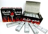 Best Shishas - シーシャ炭 Torch シルバーチャコール(銀板型)1BOX:60ピース(水タバコ shisha ナルギレ charcoal) Review