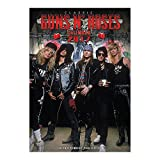 Guns N Roses Official A3 Calendar 2017