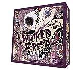 タクティカルゲームズ ウィキッド・フォレスト (WICKED FOREST) (3-5人用 30-40分 14才以上向け) ボードゲーム