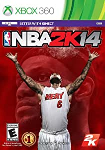 NBA 2K14 (輸入版:北米) - Xbox360