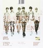 BOYFRIEND 1st Mini Album - Love Style (Special Edition) (韓国盤)