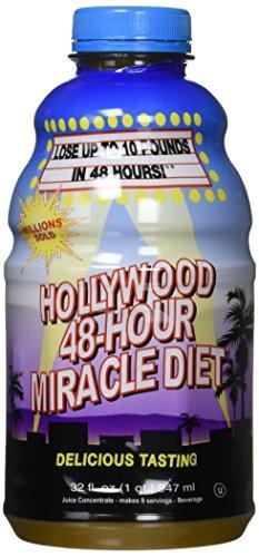 ハリウッド48時間ミラクルダイエット 2本セット(ファスティ...