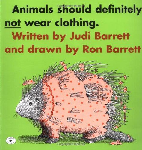 Animals Should Definitely Not Wear Clothingの詳細を見る