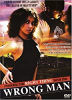 I'm Doing the Right Thing With the Wrong Man [DVD] [Import]