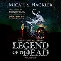 Legend of the Dead (Sheriff Lansing Mystery)