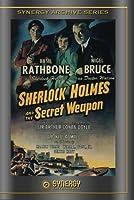 Sherlock Holmes: The Secret Weapon【DVD】 [並行輸入品]