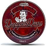 Deluxe Pomade By Dapper Dan, Medium Hold Medium Shine, Citrus & Vanilla Fragrance 100ml