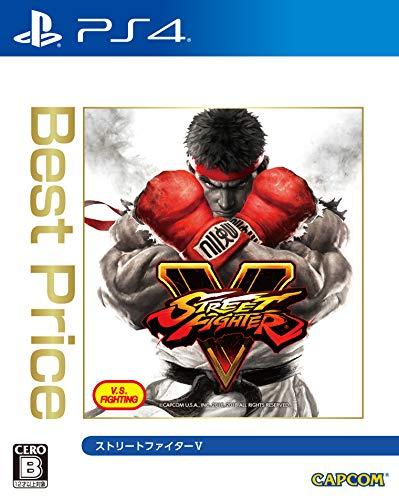 ストリートファイターV Best Price - PS4