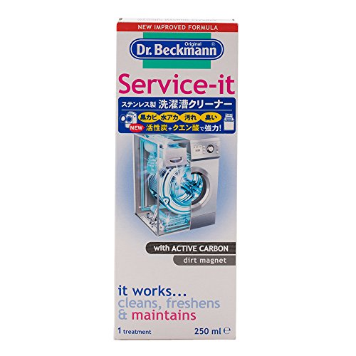 Dr. Beckmann『Service-it 洗濯槽クリーナー』