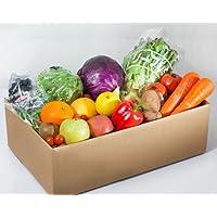 おまかせ野菜+果物 各6種+おまけ