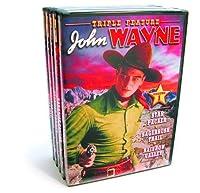 John Wayne: Classic Westerns Collection 1 [DVD] [Import]