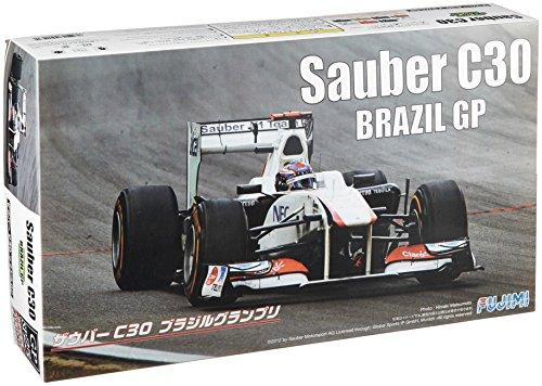 1/20 グランプリシリーズSPOT-No.25ザウバーC30 ブラジルGP ドライバーフィギュア付